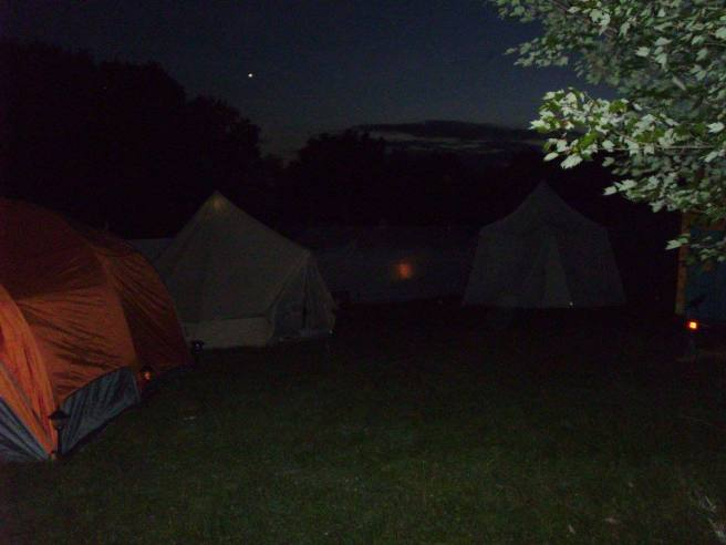 moonshine in a teacup night camp