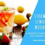 Strawberry Lemonade Moonshine