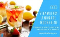 Strawberry Lemonade Moonshine 1