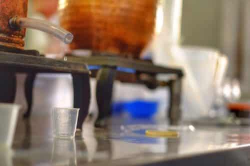 Vodka Distilling