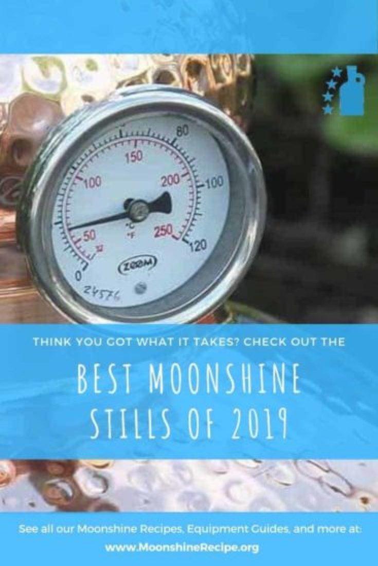 Best Moonshine Stills