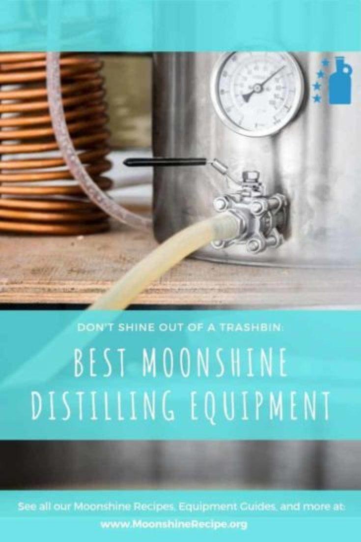 Moonshine Distilling Equipment