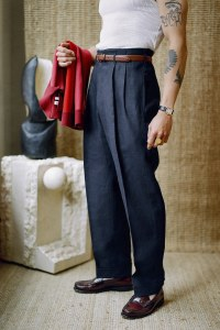 Empire Trousers - Scott fraser collection
