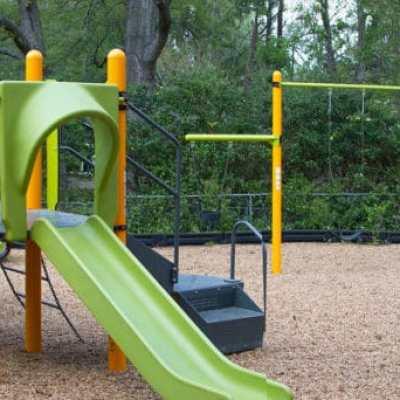 church playground