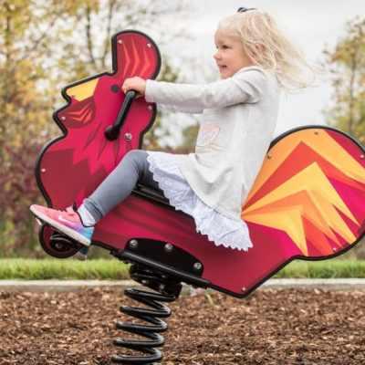 digirider playground chicken