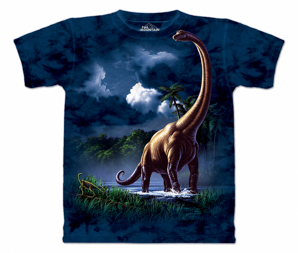 Brachiosaurus T Shirt