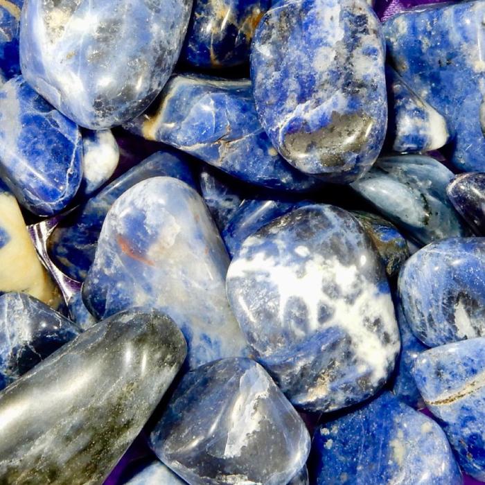 Sodalite Healing Stones