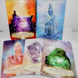 Crystal Spirits Oracle Cards
