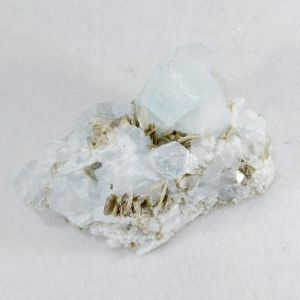 Aquamarine Cluster Large