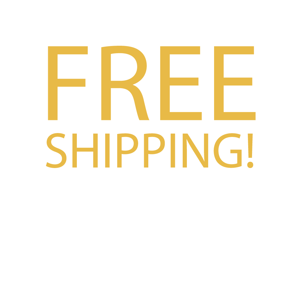 Free Shipping on Domestic Orders