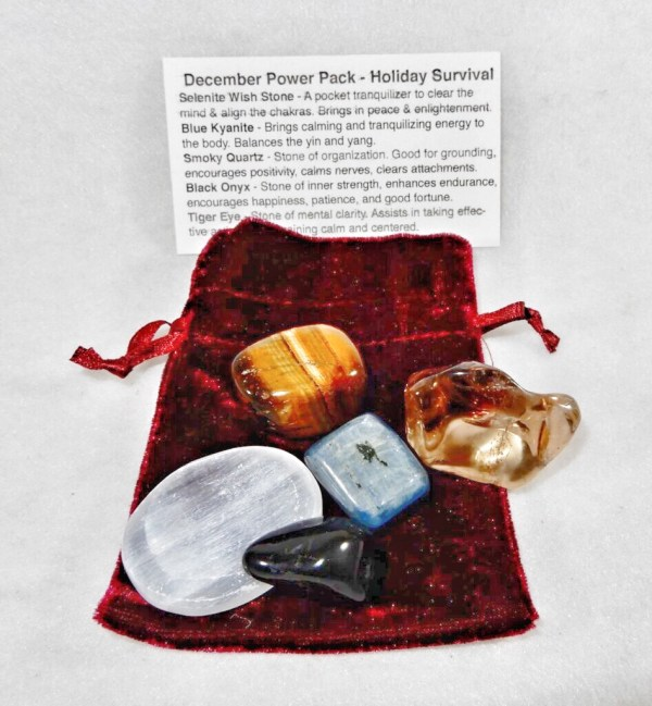 December Power Pack - Holiday Survival
