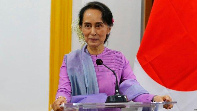 Aung San Suu Çii 131118