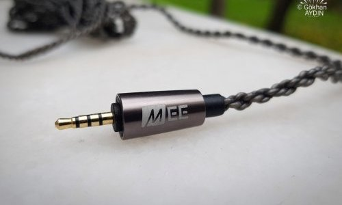 MEE audio MMCX Balanced Audio Cable with Adapter Set review