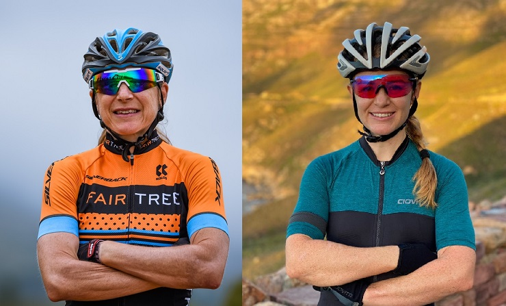 Jennie Stenerhag and Amy McDougall will make their debut at this year's Stanford MTB Classic when it takes place at the Stanford Valley Guest Farm on February 27. Photo: Supplied