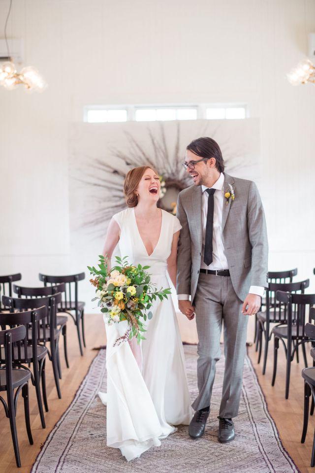 Austin Backyard Wedding From Shannon Cunningham Photography Blue