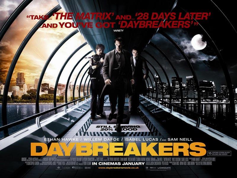 Daybreakers Banner