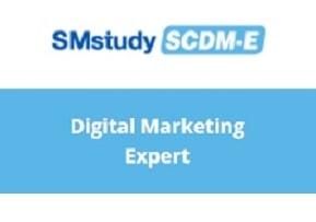 Digital Marketing Expert (SCDM-E)