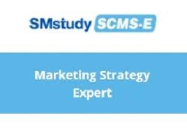 Marketing Strategy Expert (SCMS-E)