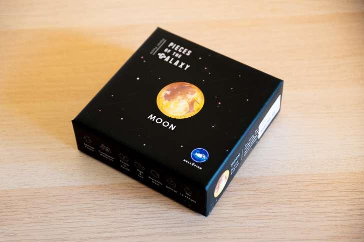 宇宙の破片 ソラノカケラ 月 惑星パズル
