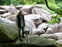 Des roches de taille vraiment impressionnante