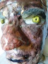 Diable à l'œil jaune