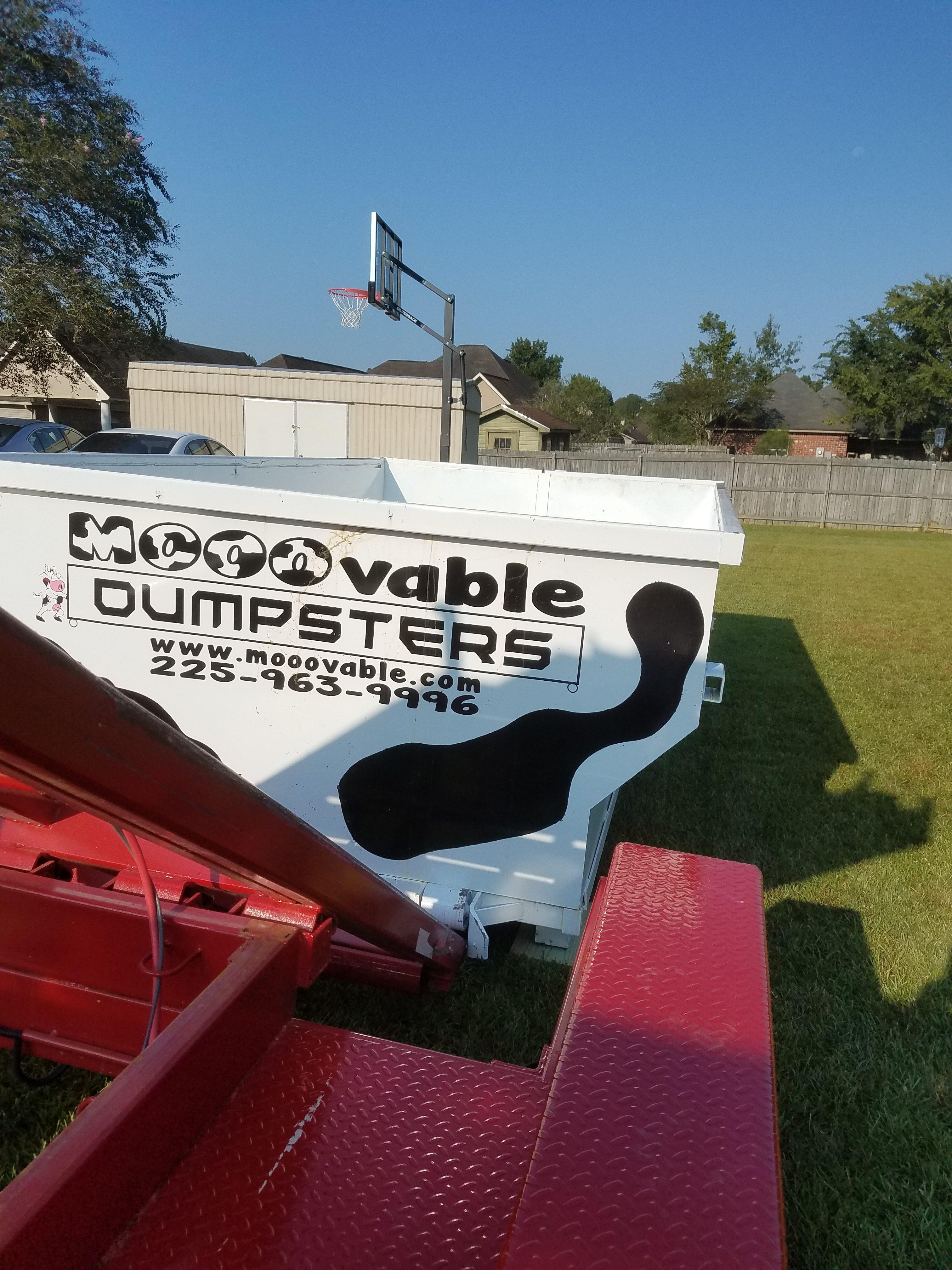 12yd Dumpster Rental Praireville, LA