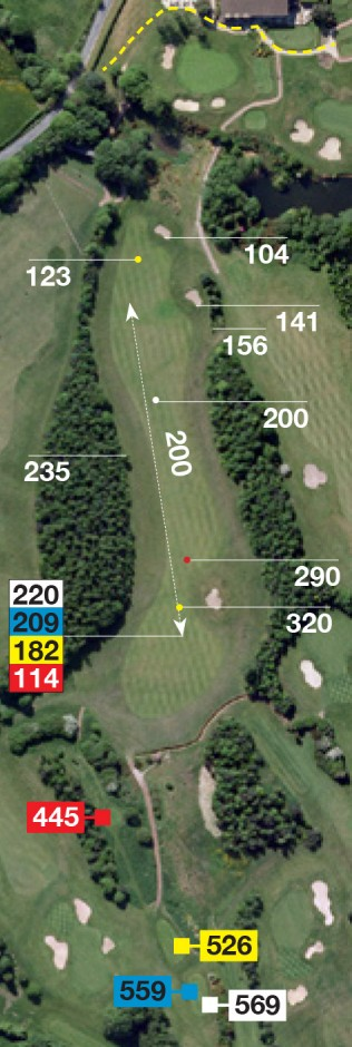 Moor Allerton Golf Club Hole 27