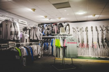 Moor Allerton Golf Club - Shop