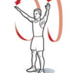 6 Simple Stretches Before You Play Golf - Arm Circles