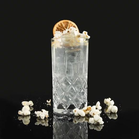 MOORGIN - Gin aus Kolbermoor POPCORN MOORGIN & TONIC