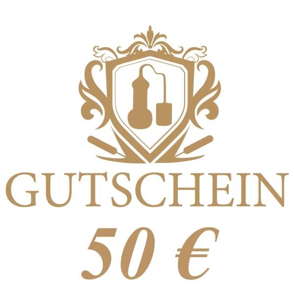 50€ Gutschein MOORDESTILLERIE Kolbermoor