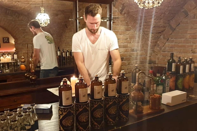 24/7 Gin Automat Ben Boysen GF MOORDESTILLERIE Kolbermoor