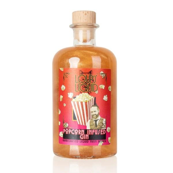 Loups Liquid Popcorn Infused MOORGIN 0,5l
