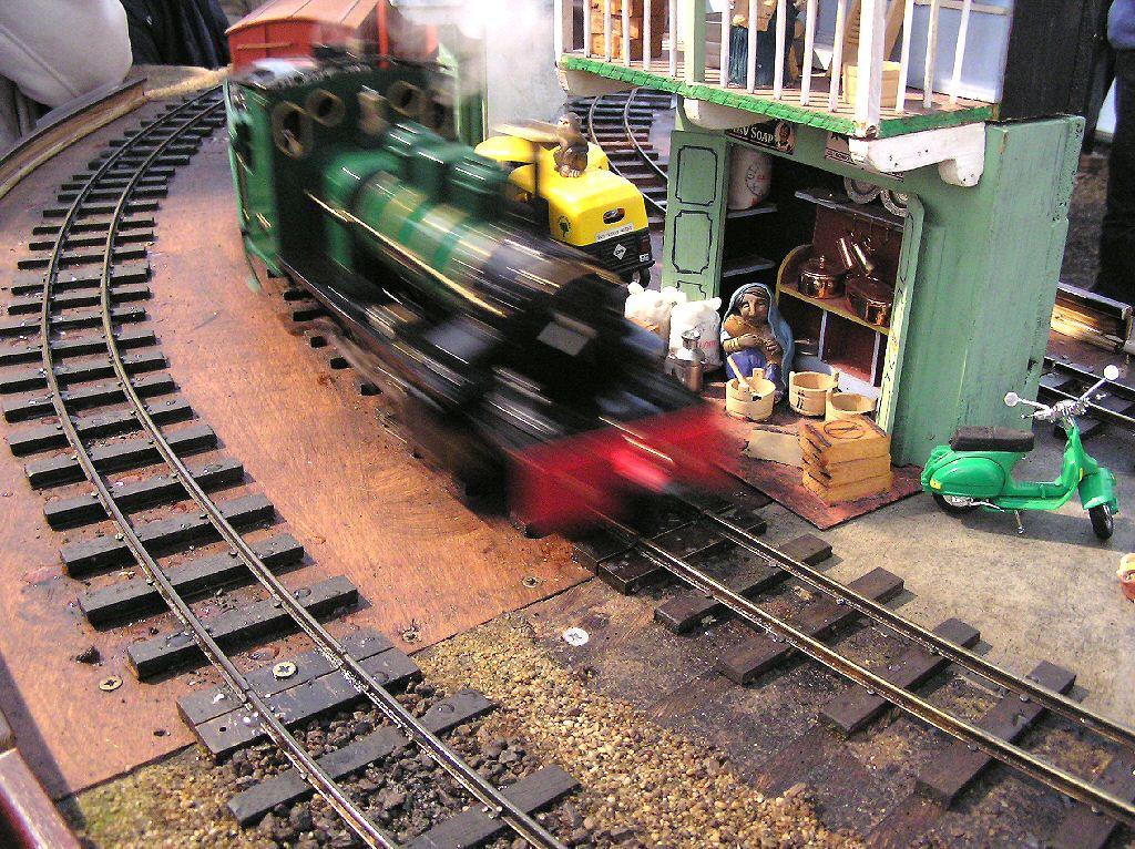 How Build 16mm Garden Railway