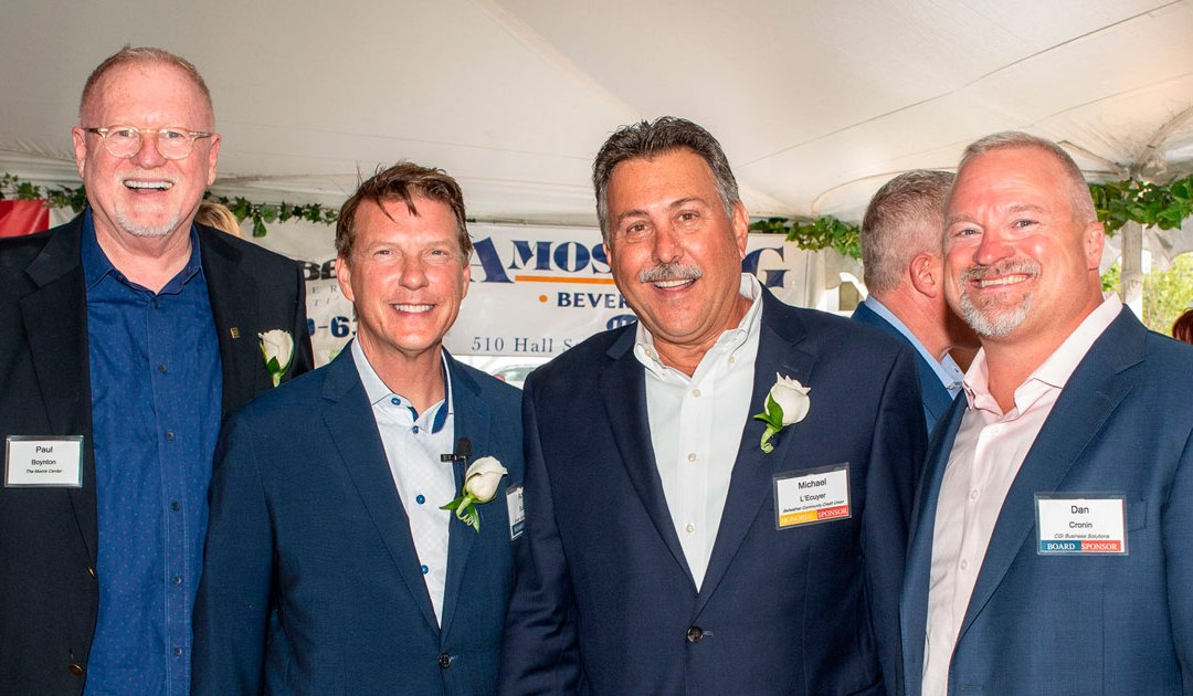 The Moore Center's 18th Annual Garden Party Raises Over $218,000 to Benefit Children's Services