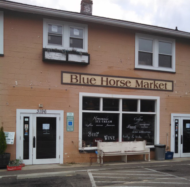 blue horse market whispering pines nc