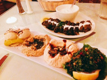 Al Amir in Portland for the BEST Lebanese food EVER