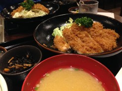 We finally tried the restaurant that put Nobeoka on the map: NAOCHAN. Known for being the birth place of chicken nanban