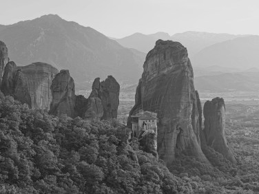 Meteora Monasteries; Greece