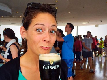 A Guinness in Ireland (July 2014)