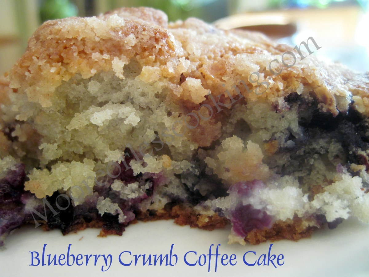 Low Carb Blueberry Coffee Cake Recipes