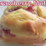 STRAWBERRY MUFFINS~LO CARB