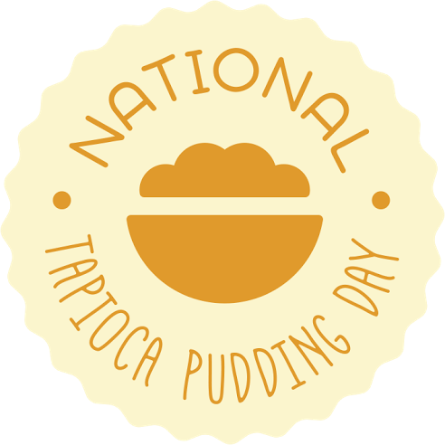 National Tapioca Pudding Day
