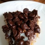 Magic Cookie Bar Pie #SundaySupper