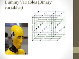 How to Use Dummy Variables 1