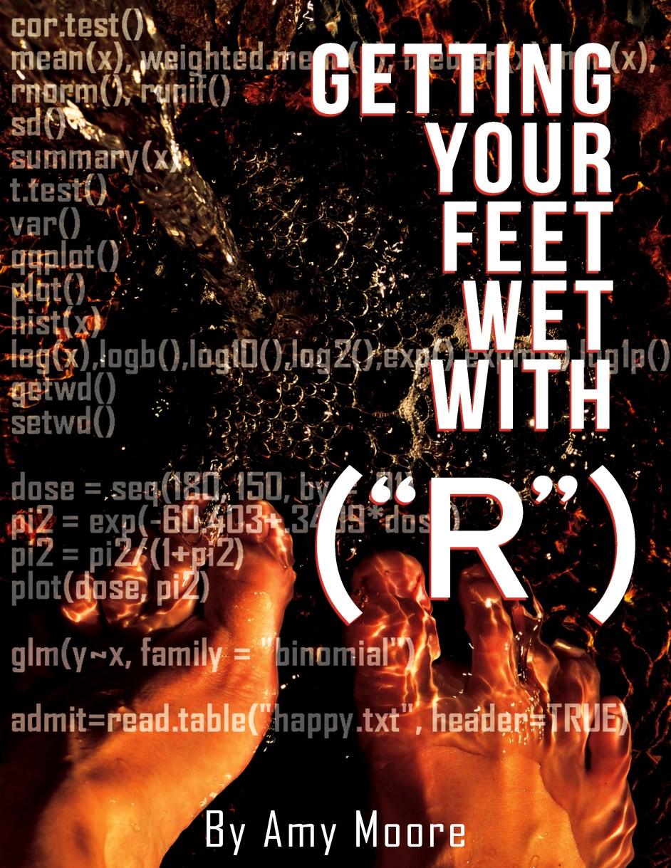 Book: Getting Your Feet Wet With R 2