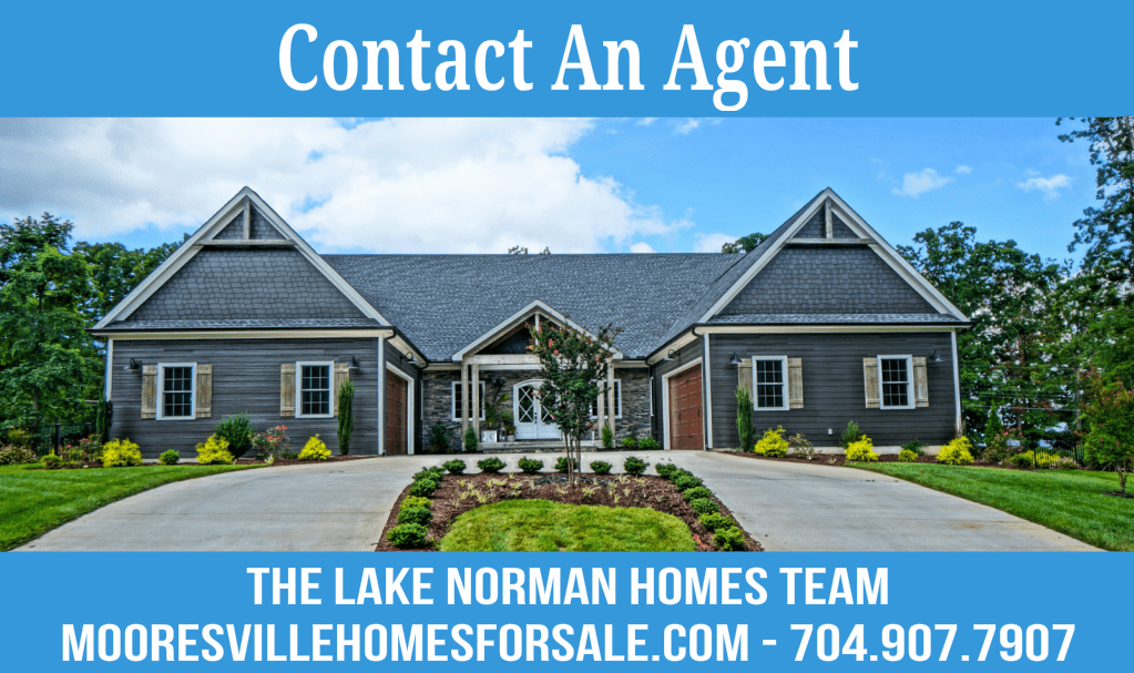 Contact Mooresville Homes For Sale