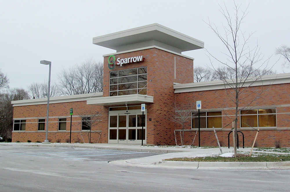 Moore Trosper Construction Co Sparrow Health System