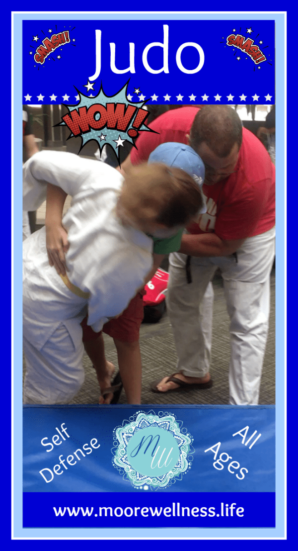Judo for all ages