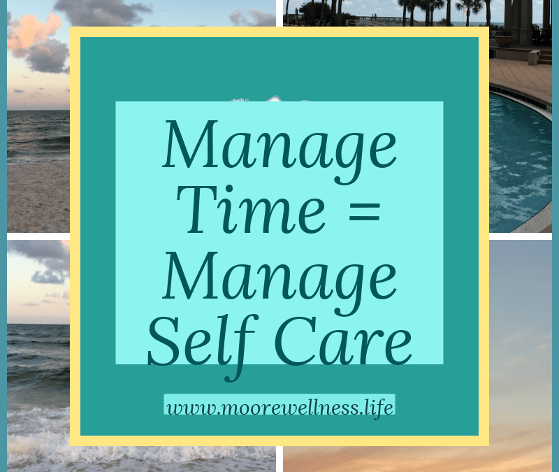 How Moms Invest in Self Care & Manage Time
